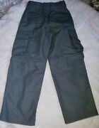Boy Scout Switchback Pants Uniform Convertible Youth Size Small 6 Unhemmed Zip