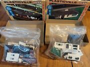 Vintage Ho Model Railroads Trains Mixed Lots Ho Scale And Extras