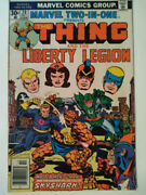 Marvel Two-in-one The Thing No.20,22,28 And36  1976  4 Book Lot