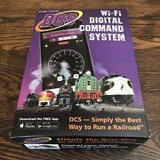 Mth Electric Trains Dcs Wi-fi Digital Command System 50-1036 Ipad Included