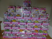 New Shopkins Cutie Cars Set 1-33 And Limited Edition 35 Qt
