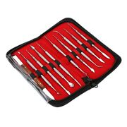 Goldsmith Tools 10pcs/bag Jewelry Tools Stainless Steel Wax Carving Set