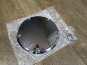 Harley Davidson Derby Cover Chrome Finish Motorcycle Parts 60769-06 E17