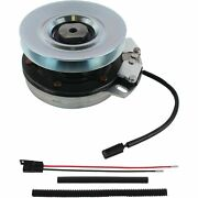 Pto Clutch Replacement For Warner 5219-137 Electric - W/ Wire Harness Repair Kit