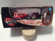 Hot Wheels 2001 Limited Edition Route 66 Rendezvous '69 Camaro And '34 Ford