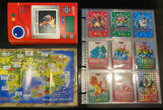 Pokemon Carddass Red Green Mixed Full Comp  Pokedex 1996 All 158 Sheets