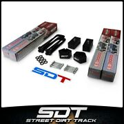 3 Front 2 Rear Leveling Lift Kit + Shocks For 86-95 Toyota Ifs Pickup 4wd
