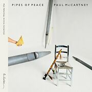 Pipes Of Peace Paul Mccartney New Cd From Japan