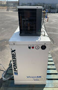 Powerex 13g. Air Compressor With A Hankison Hpr5-10 Refrigerated Air Dryer
