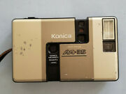 Konica Aa-35 Recorder 35mm Half Frame Point And Shoot Film Camera Tested Works