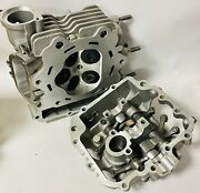 Rhino Grizzly 660 Ported Assembled Head Porting Port Kibblewhite Valves Springs