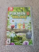 Nintendo Pikmin 3 Deluxe For Nintendo Switch Brand New Sealed