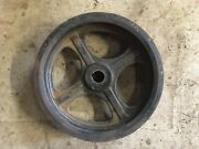 Large Drive Pulley For Fort 2050 2060 Morra Farmtrac And Panorama Disc Mowers