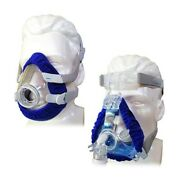 4 Pcs Cpap Mask Liners - Fits Most Full Face Masks Airtouch F20 F10 Amara