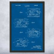 Framed Credit Card Wall Art Print Business Owner Accountant Gift Book Keeper