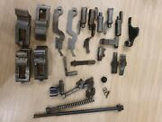 Original Parts For Mauser C96 Broomhandle And M712 Schnellfeuer