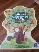 The Sneaky Snacky Squirrel Board Game Never Played Squirrel Still In Sealed Bag