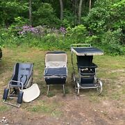 Vintage Wonda Stroller/carriage/pram In Great Condition With All Accessories