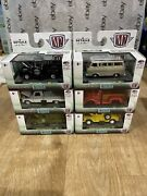 M2 1949 Studebaker 2r Usa 67 Ford Apache Step Camper Can Set Of 6 Trucks New