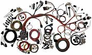 American Autowire Pn 510063 Wiring Harness System Kit - Fits 1961-64 Impala