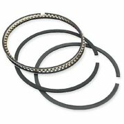 Wiseco 3740xh Piston Ring Set Durable Fits Yfm600 Grizzly 1998-2001