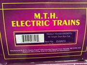 Mth Premier Boxcars Western Maryland And Delaware And Hudson