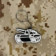 Supdef Superior Defense - Thicc Ass Tank Keychain - Fog Gbrs Wrmfzy One7six