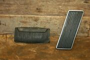 1966 1967 Ford F100 F150 F250 Mustang Fairlane Throttle Pedal And Brake Pedal