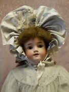 28 All Original Handwerck 119-13 German Doll She Is Very So Exquisite