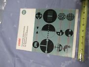 Leitz Germany Brochure Measuring Toolmaker Microscope Part As Picture Anda9-a-118