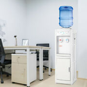 Water Cooler Dispenser Hotandcool Free Standing 5 Gallons Top Loading Office New