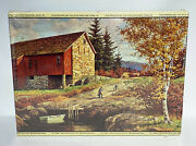 Diamond Lock Built Rite Warren Puzzles A Day To Remember 1600 Pc 39 X 23 New