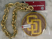 San Diego Padres Spinning Swag Chain Replica Tatis Jr.spinner Edition