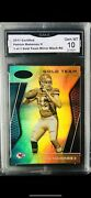2017 Patrick Mahomes Certified Gold Team Complete Rainbow 1/1