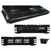 American Bass Vfl-comp12k Vfl Competition Amplifier 1 Ohm Stable Digital Link...