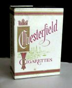 1968 Chesterfield Cigarettes Novelty Ladies Purse Ashtray Slip Out To Use