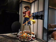 11 Scale One Piece Thousand Sunny Monkey D Luffy Gk Collector Resin Statue