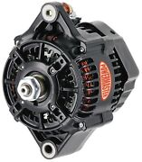 Powermaster 8146 Denso Racing Alternator With One Wire Hookup - 120 Amp 16 V