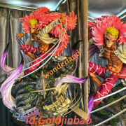 Jimei One Piece Donquixote Doflamingo Resin Statue Painted Limited Gk In Stock