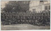 Wwi 1914 Germany Weingarten Grenadier Division Soldiers Group Photo