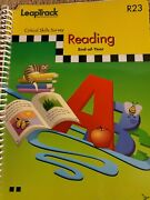 32 Books Leap Pad Leap Frog Reading Book Skill Cards W/cartridges System E180
