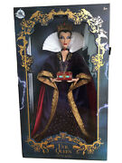 Limited Edition Disney Doll Evil Queen Snow White