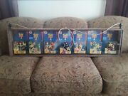 Toy Story 2 Lot And Case Ion Blaster Zurg, Shifty Shooting Prospector, Roundup J