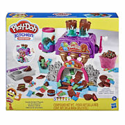Play-doh Kitchen Creations Candy Delight Playset With 5 Play-doh Cans Non-toxic