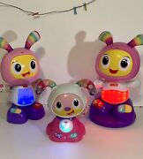 Kids Toddlers Learning Toys Bright Beats Fisher Price Baby Toys /lot Of 3