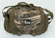 Banded Gear Floating Air Blind Bag Deluxe Realtree Max 5 Camo Avery Duck