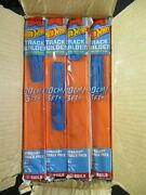 Hot Wheels Straight Track Builder Unlimited Connector System Lot Gld47