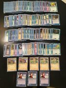 500+ Monster Rancher Ccg Tcg Collectible Card Game 1st Edition Cards W/ Promos