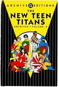 The New Teen Titans Dc Archives Vol. 2