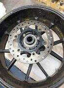 Yamaha R1 14b Brembo Rear Race Disc As Wsb And Bsb Used From Pete Beale Racing U